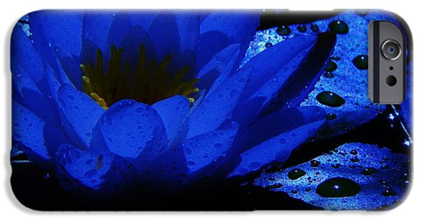 By Barbara St Jean iPhone Cases - Twilight iPhone Case by Barbara St Jean