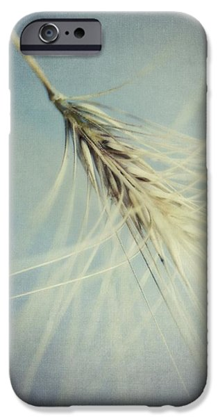 twirling iPhone Case by Priska Wettstein