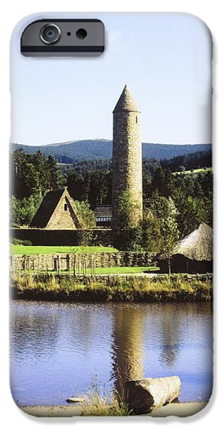 Ulster History Park, Omagh, County iPhone Case by The Irish Image Collection