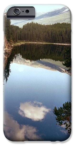 Ultimate Reflection iPhone Case by Shirley Sirois