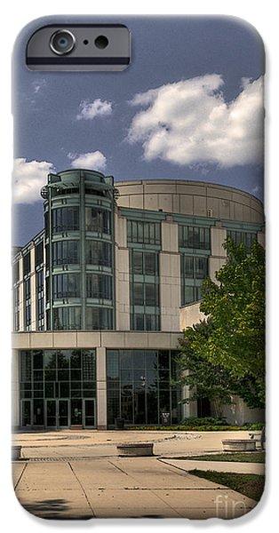 UMBC  iPhone Case by Lois Bryan