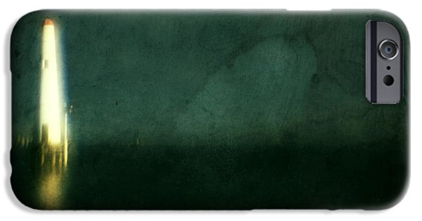 Blurred iPhone Cases - Unconscious iPhone Case by Andrew Paranavitana