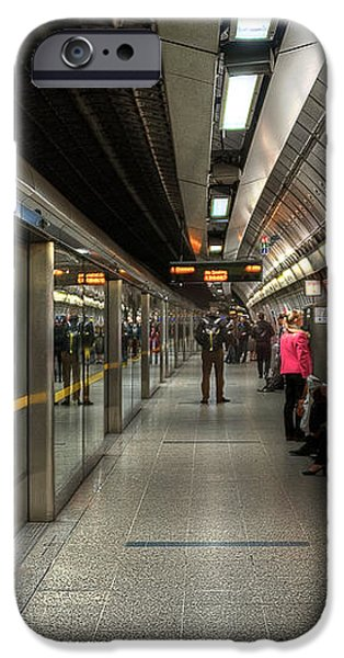 Underground Life iPhone Case by Svetlana Sewell