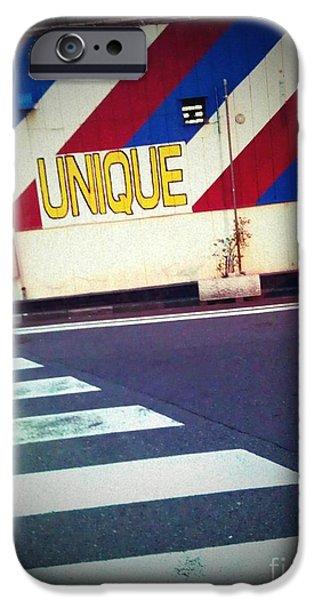 Crosswalk iPhone Cases - Unique iPhone Case by Eena Bo