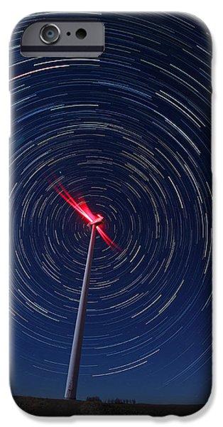 Nebraska iPhone Cases - Universal Spin iPhone Case by Chris  Allington