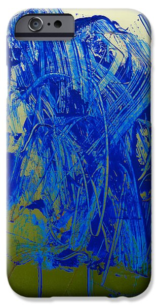 Swiss Mixed Media iPhone Cases - Unpleasant Bug iPhone Case by Manuel Sueess