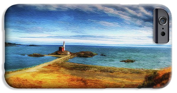 Best Sellers -  - Virtual iPhone Cases - Upon a Rock iPhone Case by Dale Jackson