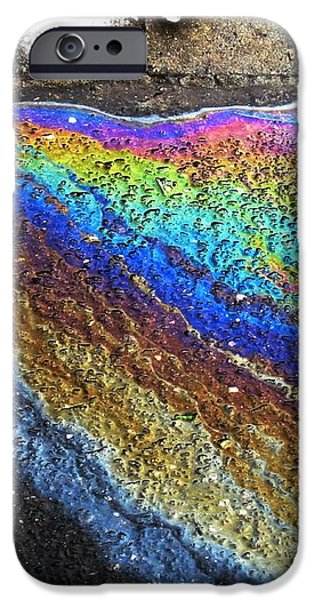 Urban Rainbow 2 iPhone Case by Dale   Ford