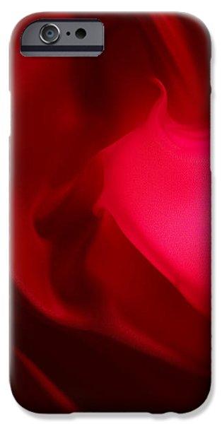 Valentine Heart iPhone Case by Tony Cordoza