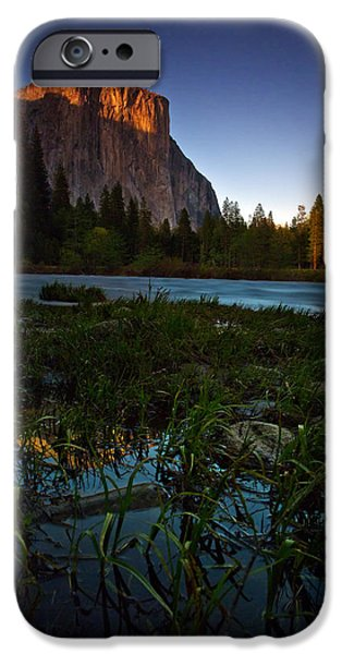 Epic iPhone Cases - Valley View At Sunset iPhone Case by Rick Berk