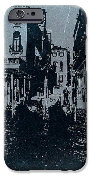 Venice iPhone Case by Naxart Studio