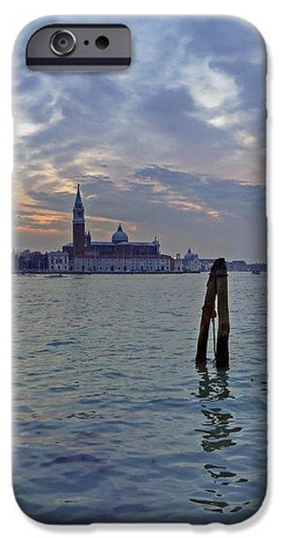 Venice San Giorgio Maggiore iPhone Case by Joana Kruse