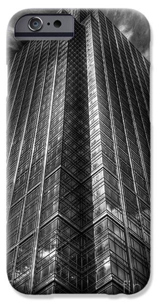 Vertical Horizon iPhone Case by Yhun Suarez