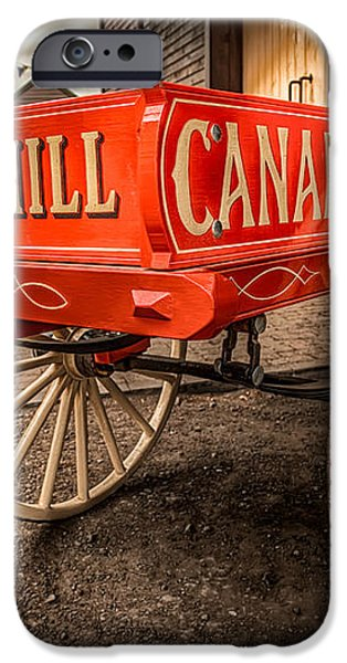 Victorian Cart iPhone Case by Adrian Evans