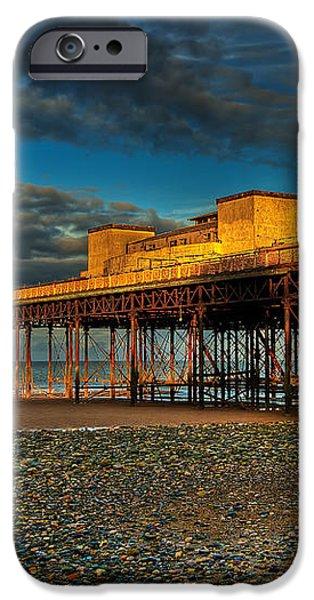 Victorian Pier iPhone Case by Adrian Evans