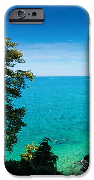 view from khao-lak iPhone Case by ATIKETTA SANGASAENG