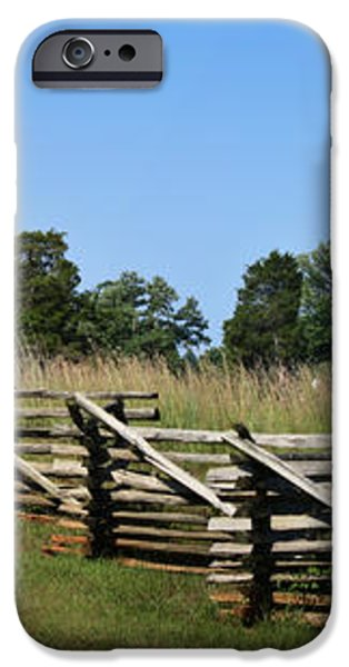 View of Clover Hill Tavern Appomattox Court House Virginia iPhone Case by Teresa Mucha