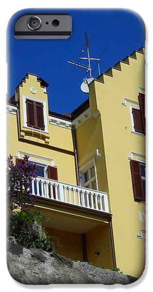 Villa Weiss iPhone Case by Juergen Weiss