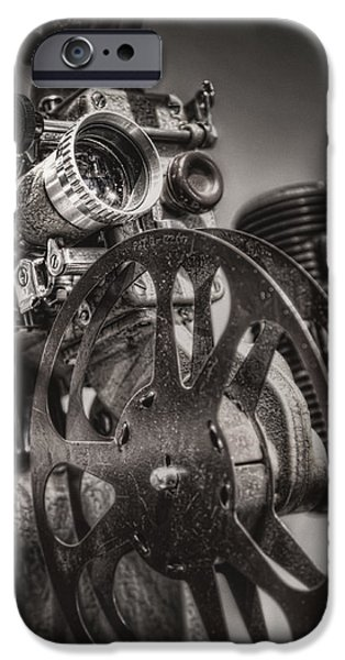 Recently Sold -  - Antiques iPhone Cases - Vintage 16mm iPhone Case by Scott Norris