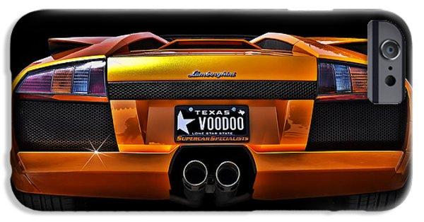 Italian iPhone Cases - Voodoo Italian Style iPhone Case by Douglas Pittman