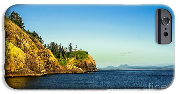 Cape Disappointment iPhone Cases - Waikiki Beach iPhone Case by Robert Bales