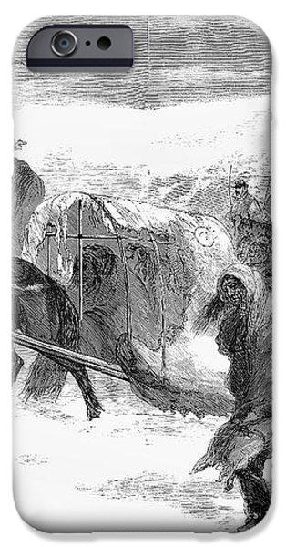 WASHITA PRISONERS, 1868 iPhone Case by Granger