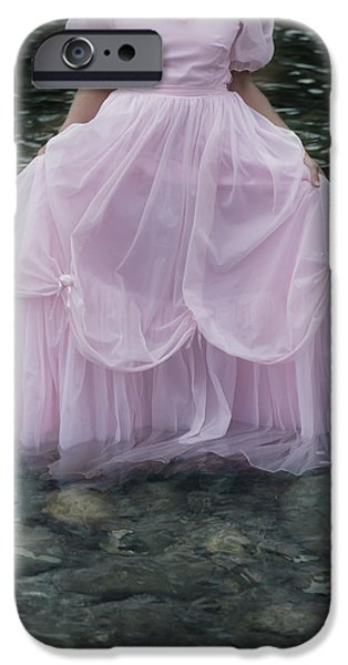 water bride iPhone Case by Joana Kruse