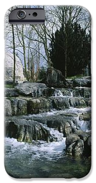 Water Flowing In A Garden, St. Fiachras iPhone Case by The Irish Image Collection