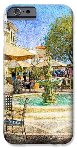 Waterside iPhone Case by Chuck Staley