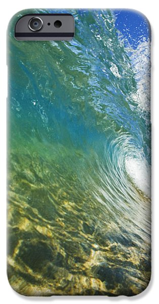 Best Sellers -  - Mist iPhone Cases - Wave - Makena iPhone Case by MakenaStockMedia