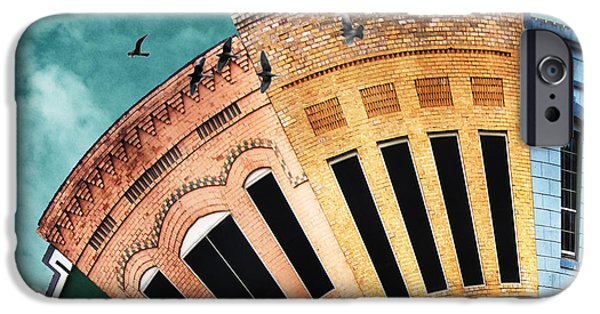 Facade iPhone Cases - Wee Bryan Close-up iPhone Case by Nikki Marie Smith