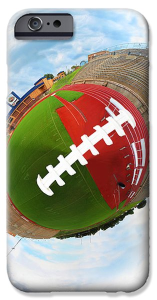 Wee Football iPhone Case by Nikki Marie Smith