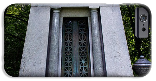 Industrial Photographs iPhone Cases - Welcome iPhone Case by Bob Orsillo