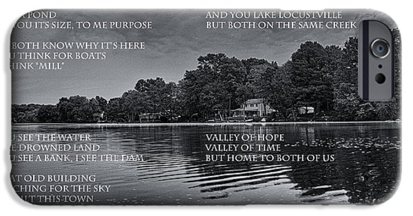 Hope And Change iPhone Cases - What Is This Place iPhone Case by Joshua House