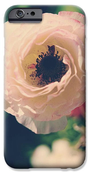 Enhanced iPhone Cases - When Love Was Fresh and New iPhone Case by Laurie Search