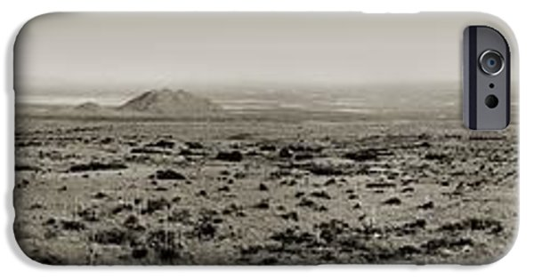 Historic Site iPhone Cases - White Sands Missile Range, Usa iPhone Case by Detlev Van Ravenswaay