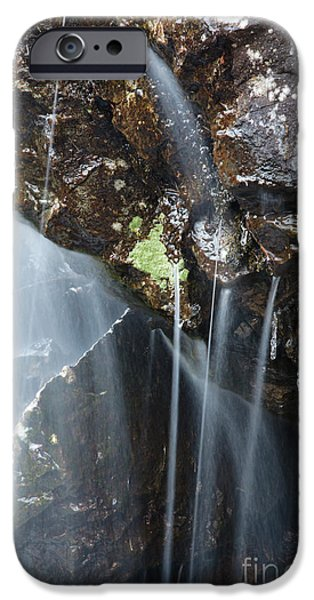 Willey Brook - White Mountains New Hampshire  iPhone Case by Erin Paul Donovan