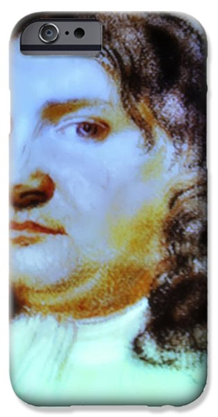 William Penn Portrait iPhone Case by Bill Cannon