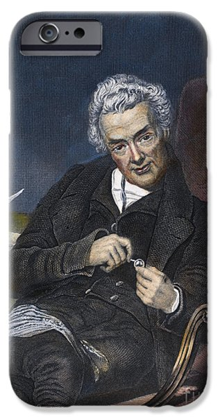 WILLIAM WILBERFORCE iPhone Case by Granger
