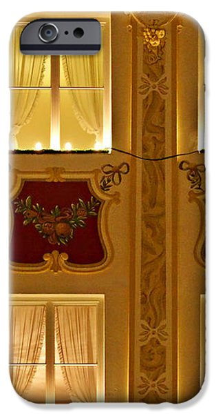 Window Candles Nostalgia iPhone Case by Christine Till