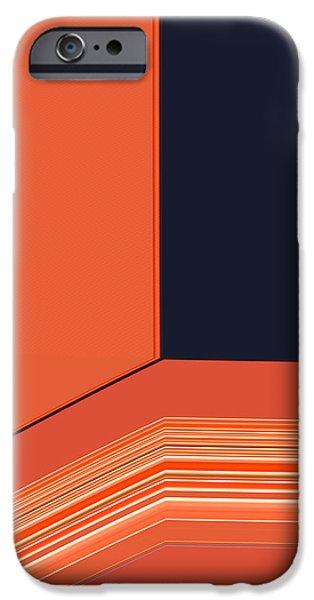 Window Seat iPhone Case by Bonnie Bruno