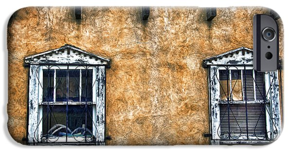 Chip iPhone Cases - Windows I iPhone Case by Ray Laskowitz - Printscapes