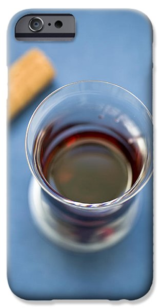 Wine Tasting iPhone Case by Frank Tschakert