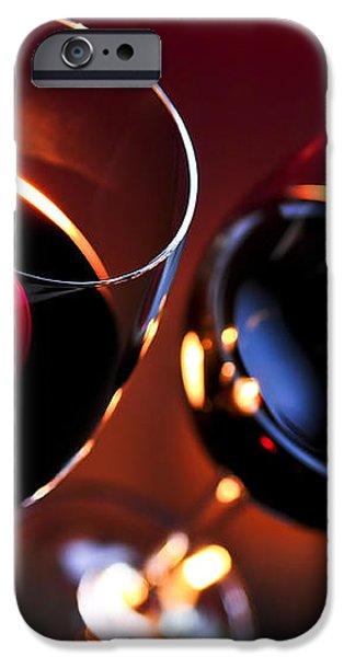 Wineglasses iPhone Case by Elena Elisseeva