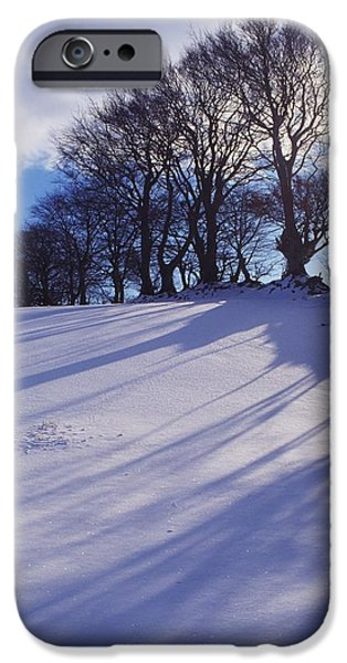 Winter Landscape iPhone Case by The Irish Image Collection