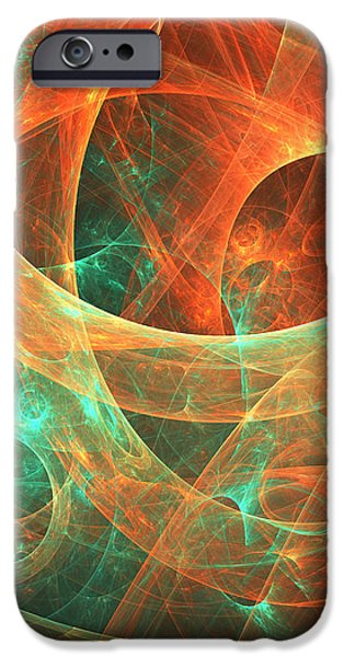 Within iPhone Case by Lourry Legarde