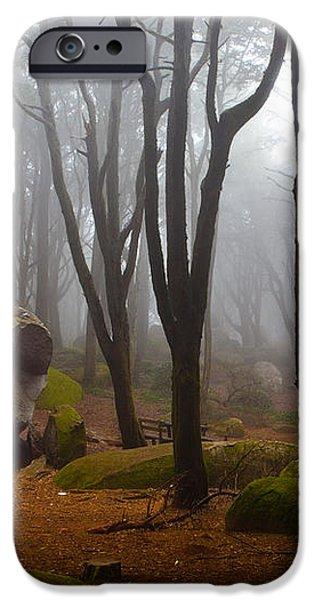 Wonderland iPhone Case by Jorge Maia