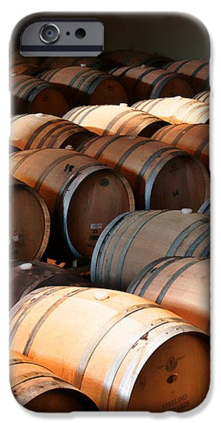 World-class wine is made in California iPhone Case by Christine Till