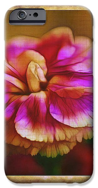 Yesterday iPhone Case by Judi Bagwell