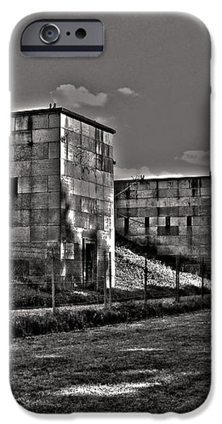 Zeppelin Field - Nuremberg iPhone Case by Juergen Weiss